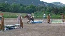 Concours Seynes les Alpes 14 juin 2009 - Zanna et Emilie