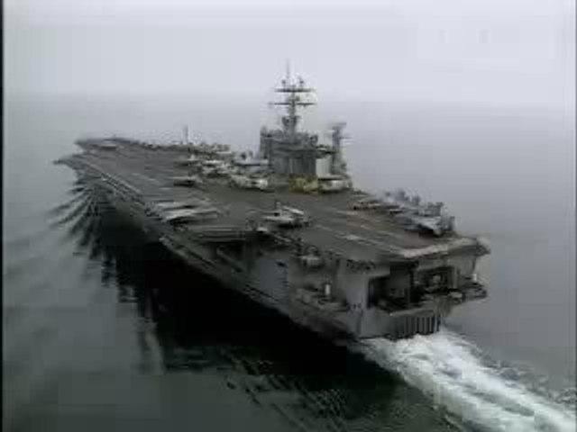 Portaaviones Clase Nimitz (USA)