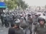 Mousavi supporters stage another march in Iran