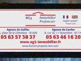 CO312AG3 immobilier Cordes, vente maison Cordes, annonce