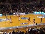 action joueurs professionnels de basket Nancy/Le Mans