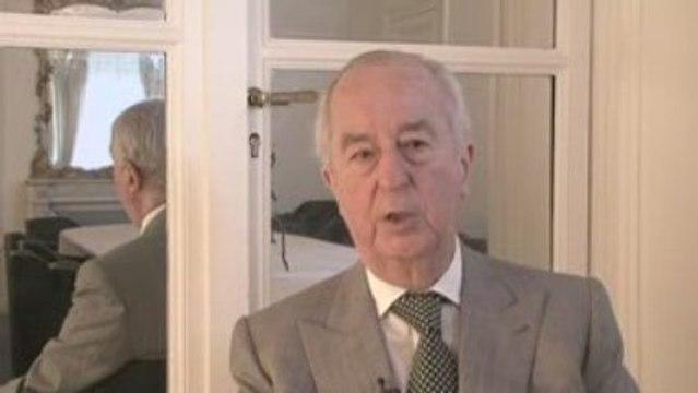 Edouard Balladur - Missions de l'association G.Pompidou