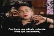 Madonna Interview: MTV's Madonna Bla Bla Bla (Part 3/3)