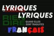 Lyriques Lyriques #01 - Une telle honte (Such a Shame)