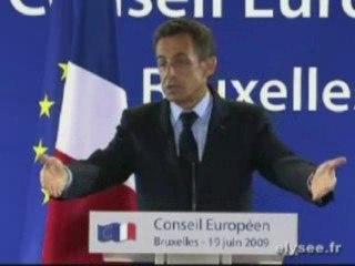 Sarkozy: affaire Karachi