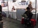 passion-japan : japan expo 2008 joueur de shamisen