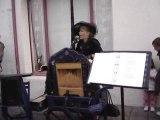 Loudeac - fete musique chanteuse des rues