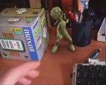 Delire Humour  3D Animation Extraterrestre Par Luere