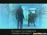 Metal Gear Solid - Extrait 1  (ps1)