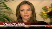 "ANGELINA JOLIE ""JOLIE ON REFUGEE CRISIS "" WORLD REFUGEE DAY"