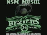 NSM MUSIK - Halls Shtar- Freestyle 10 Rappeurs (34 Béziers)