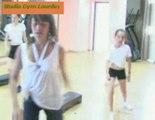 Step-danse enfant au  Studio gym à Lourdes