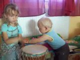 charlotte et quentin font de la musique