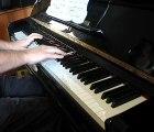 J.S.Bach - Aria de la Suite n°3 (Air On The G-String) - BWV 1068 - Piano