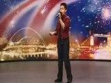 Britains Got Talent  Shaheen Jafargholi Star @ Unreality TV