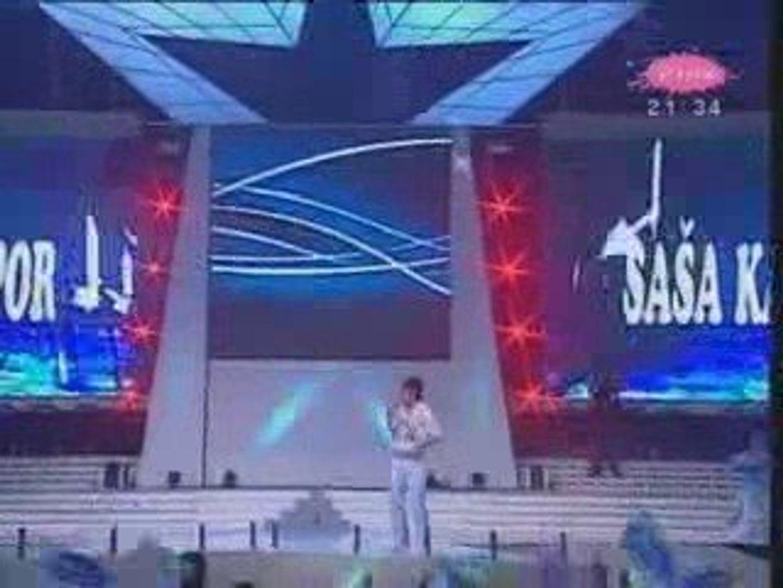 Sasa Kapor - Soba za tugu Zvezde Granda Finale