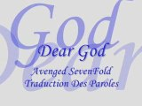 Avenged Seven Fold  - Dear God