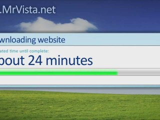 Mr Vista and another 404 error