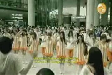 Girls Generation - Ha Ha Ha [Airport ver] eng sub