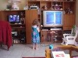La vidéo de ma petite star