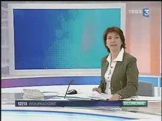 Incident TER Bourgogne à Courtois