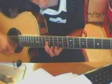 The Beatles - Hey Jude Version Guitare Acoustique