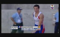 Renaud Lavillenie à 6m01, record de France à la perche