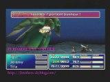 Final Fantasy VII superplay Arme emeraude battue en 4min51