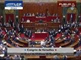 EVENEMENT,Congrès de Versailles : Adoption du nouveau réglement du Congrès