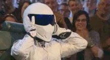 The Stig REVEALED LIVE : Behind The Scenes Footage!