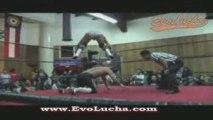 Lucha Libre / Pro Wrestling, EvoLucha..com -Rico Dynamite