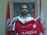 Antalyaspor, Balili İle 2 Yıllık Sözleşme İmzaladı
