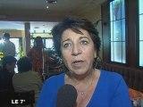 Corinne Lepage veut plus de verts au Modem (Angers)